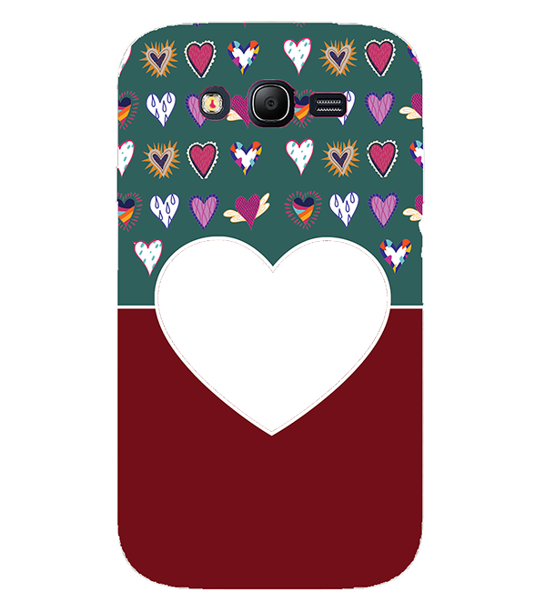 Hearts Photo Back Cover for Samsung Galaxy Grand I9082 : Grand Neo : Grand Neo Plus