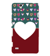 Hearts Photo Back Cover for Sony Xperia C4