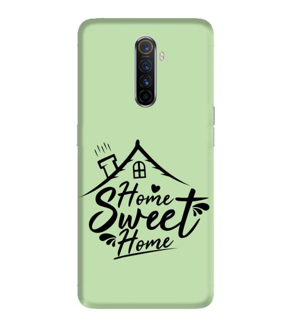 Home Sweet Home Back Cover for Oppo Reno Ace