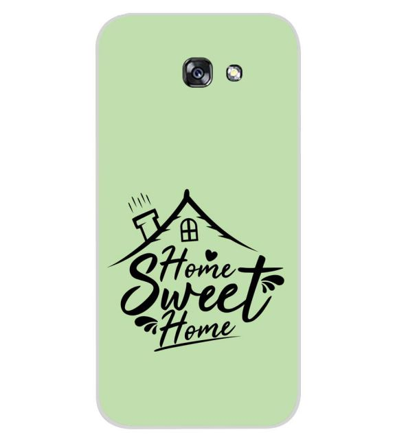 Home Sweet Home Back Cover for Samsung Galaxy A7 (2017)