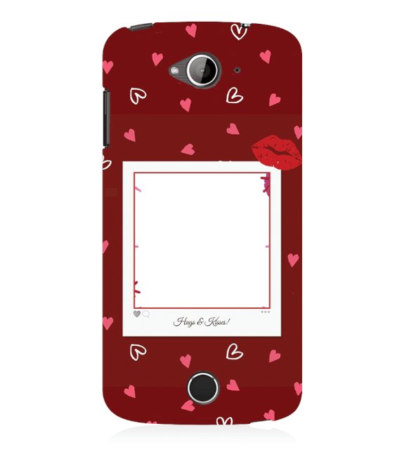 Need is Love Back Cover for Acer Liquid Zade 530