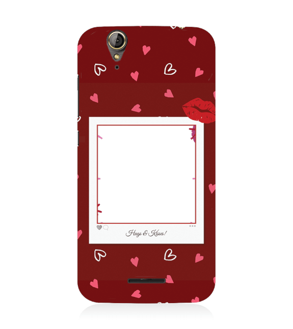 Need is Love Back Cover for Acer Liquid Zade 630