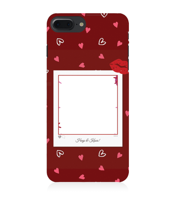 Need is Love Back Cover for Apple iPhone 8 Plus