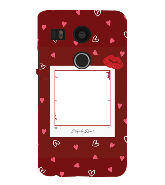 Need is Love Back Cover for Google Nexus 5X
