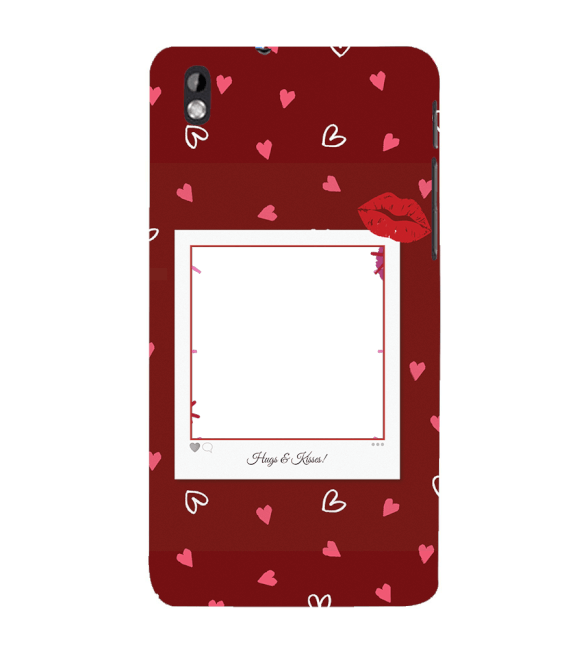 Need is Love Back Cover for HTC Desire 816