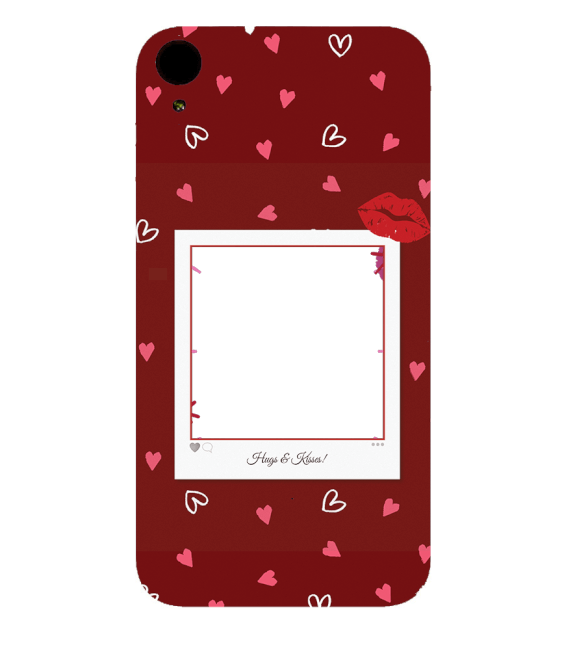 Need is Love Back Cover for HTC Desire 830