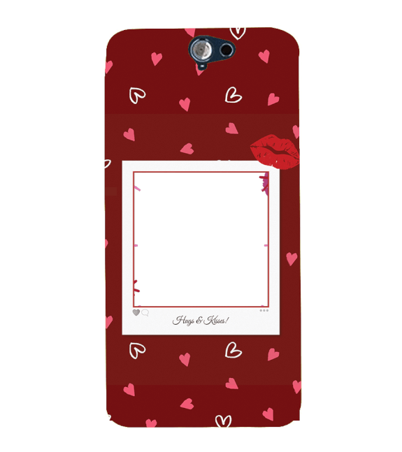 Need is Love Back Cover for HTC One A9