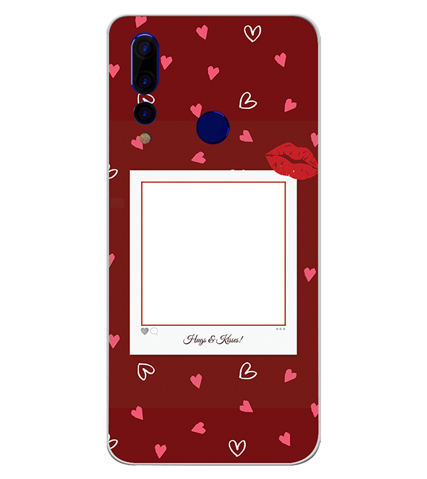 Need is Love Back Cover for HTC Wildfire X