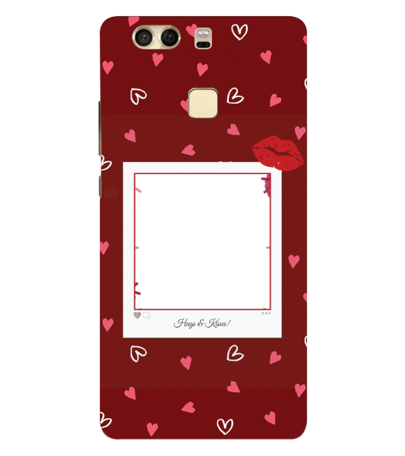 Need is Love Back Cover for Huawei P9