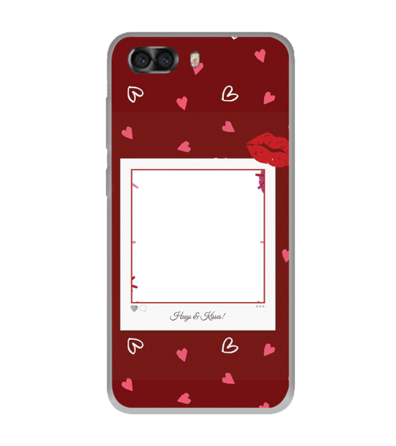 Need is Love Back Cover for InFocus Turbo 5 Plus