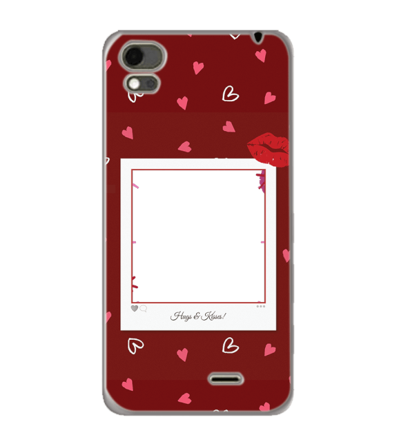 Need is Love Back Cover for Karbonn Aura Note 4G