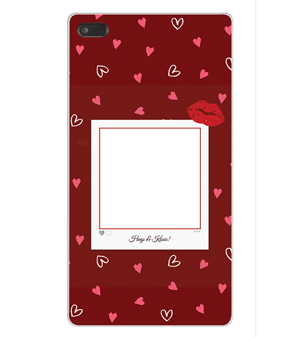 Need is Love Back Cover for Lenovo Tab 7