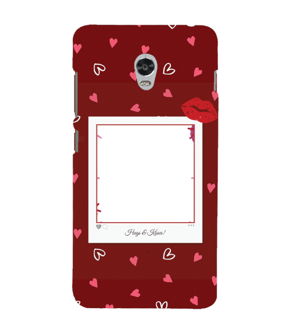 Need is Love Back Cover for Lenovo Vibe P1