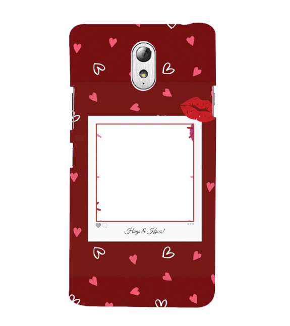 Need is Love Back Cover for Lenovo Vibe P1M