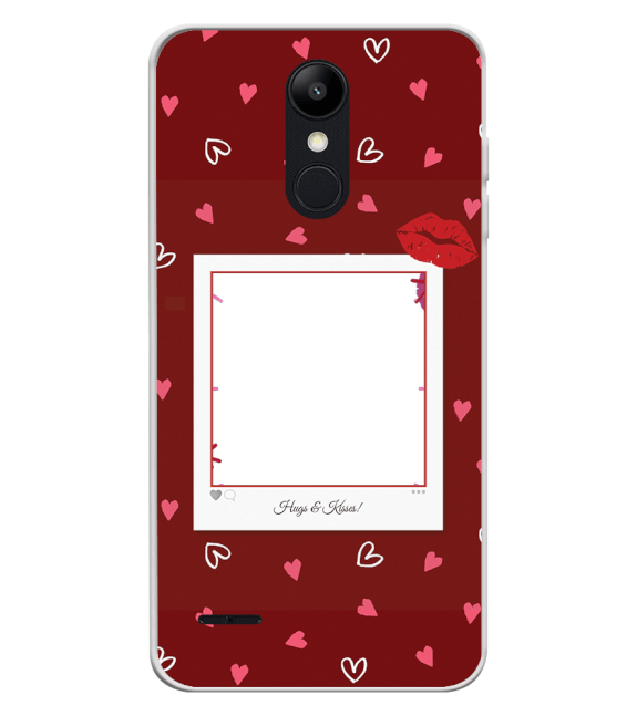 Need is Love Back Cover for LG K9