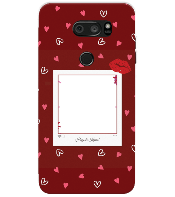 Need is Love Back Cover for LG V30