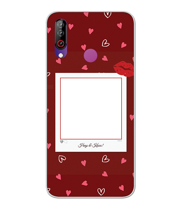 Need is Love Back Cover for LG W30