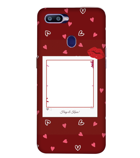 Need is Love Back Cover for Oppo R15 Pro