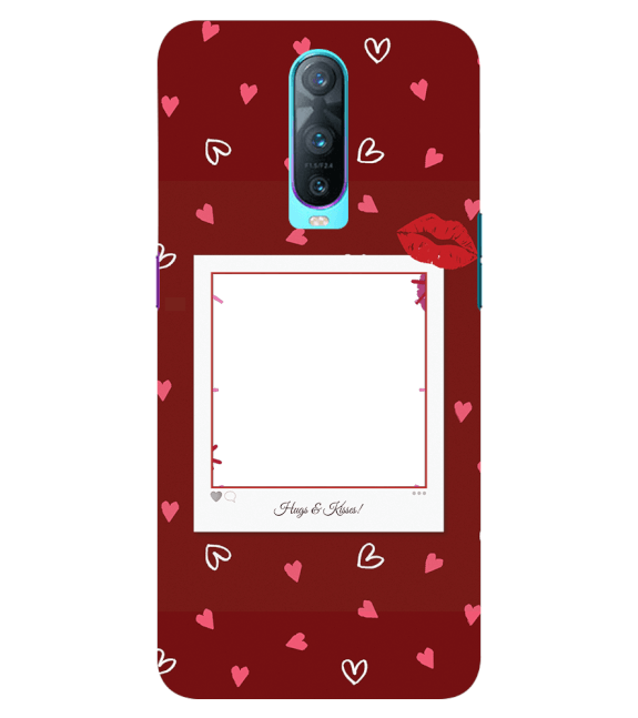 Need is Love Back Cover for Oppo RX17 Pro