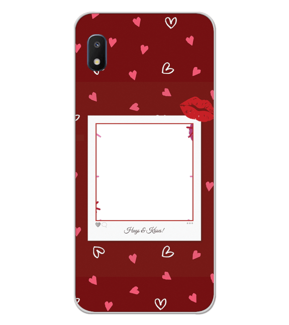 Need is Love Back Cover for Samsung Galaxy A10e