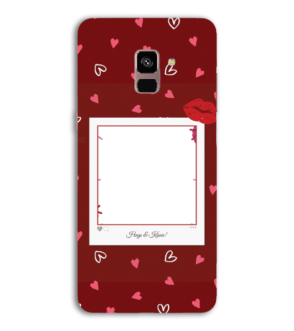 Need is Love Back Cover for Samsung Galaxy A8 (2018)