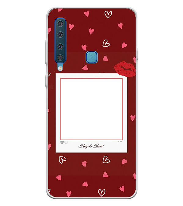 Need is Love Back Cover for Samsung Galaxy A9 (2018)