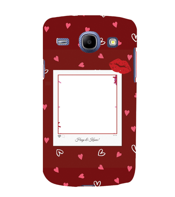 Need is Love Back Cover for Samsung Galaxy Core I8260
