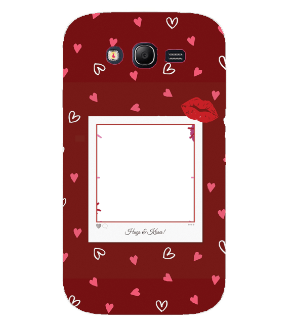 Need is Love Back Cover for Samsung Galaxy Grand I9082 : Grand Neo : Grand Neo Plus