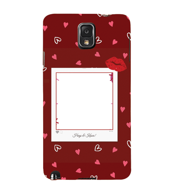 Need is Love Back Cover for Samsung Galaxy Note 3