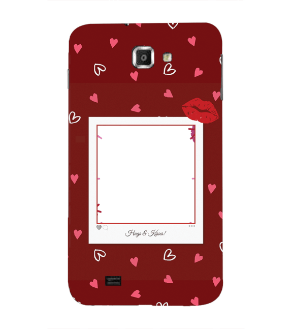 Need is Love Back Cover for Samsung Galaxy Note N7000