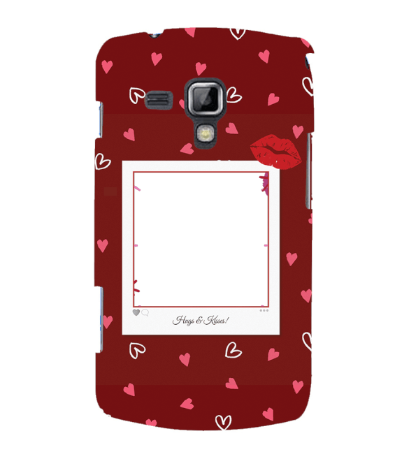 Need is Love Back Cover for Samsung Galaxy S Duos and S Duos 2