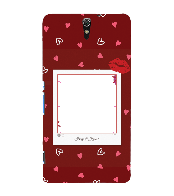 Need is Love Back Cover for Sony Xperia C5