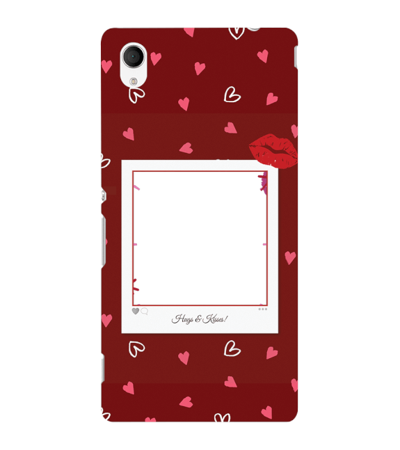 Need is Love Back Cover for Sony Xperia M4 Aqua