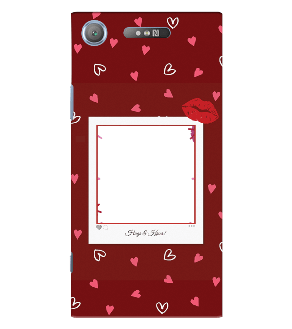 Need is Love Back Cover for Sony Xperia XZ1