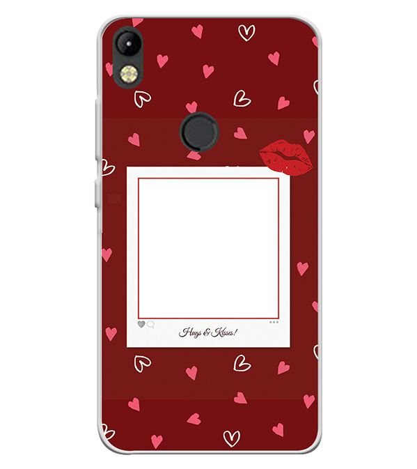 Need is Love Back Cover for Tecno Camon I