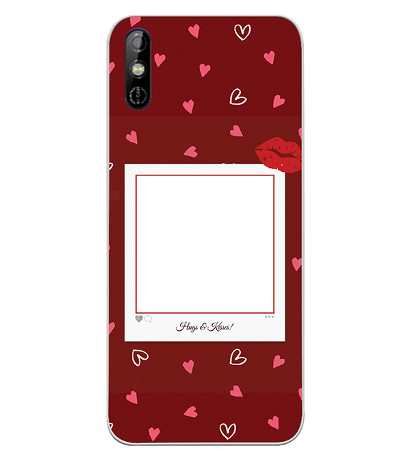 Need is Love Back Cover for Tecno Spark Go