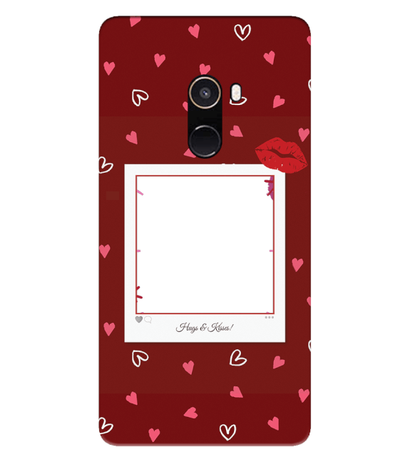 Need is Love Back Cover for Xiaomi Mix 2