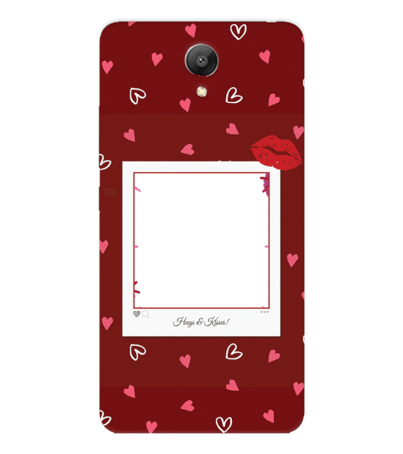 Need is Love Back Cover for Xiaomi Redmi Note 2