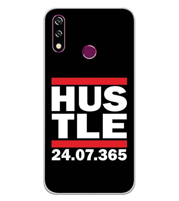 Hustle 365 Days Back Cover for LG W10-Image2