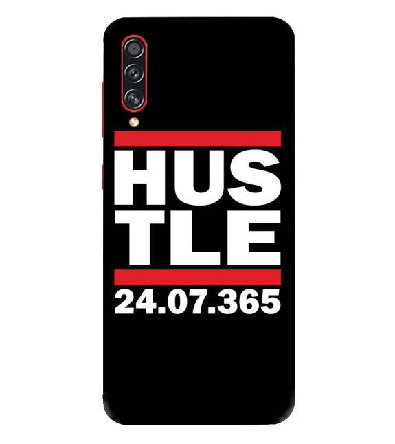 Hustle 365 Days Back Cover for Samsung Galaxy A70s