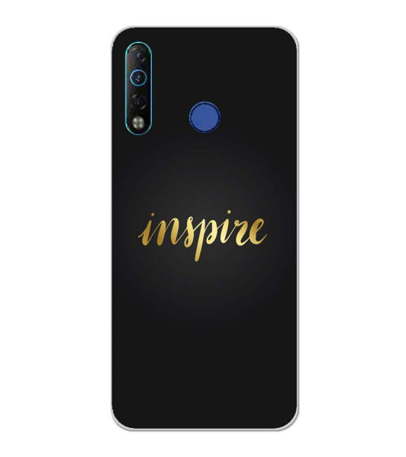 Inspire Back Cover for Tecno Camon 12 Air