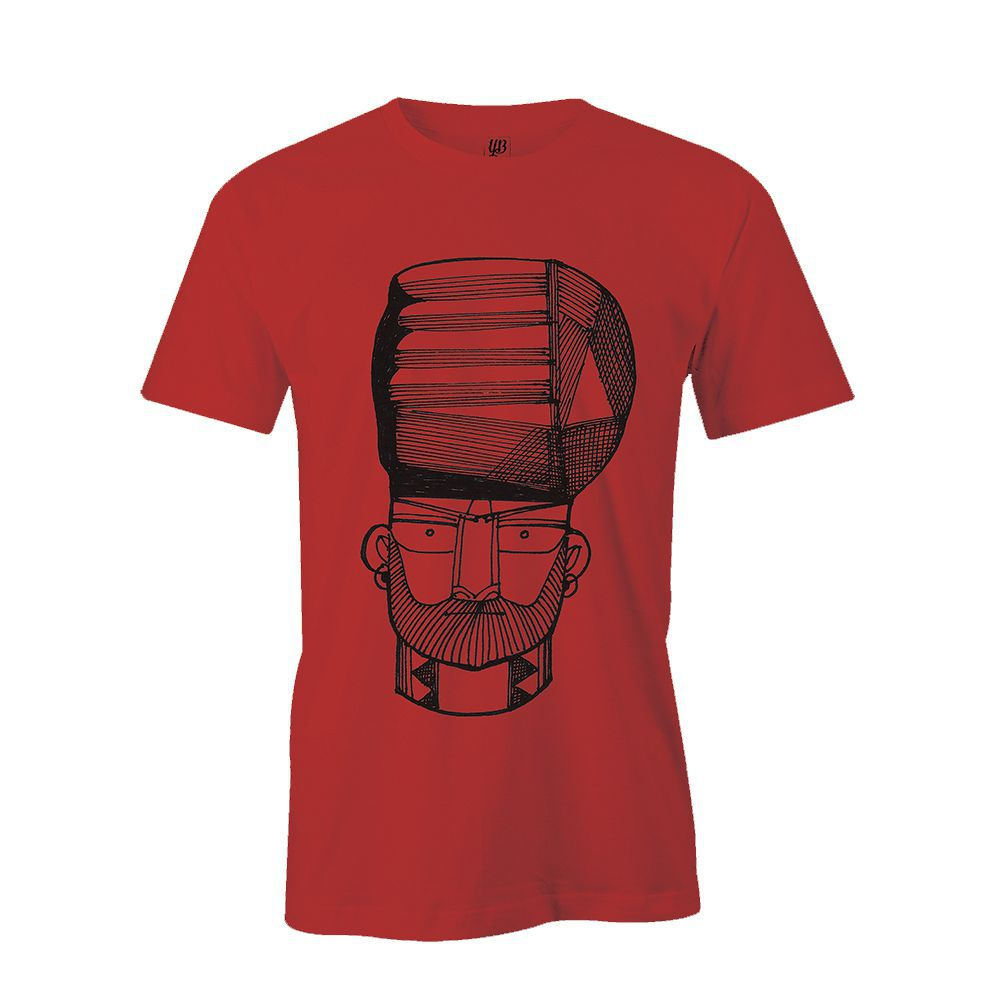 Intense look Men T-Shirt