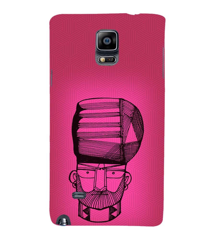 size 40 0ea1e d0d2c Intense look Back Cover for Samsung Galaxy Note 4