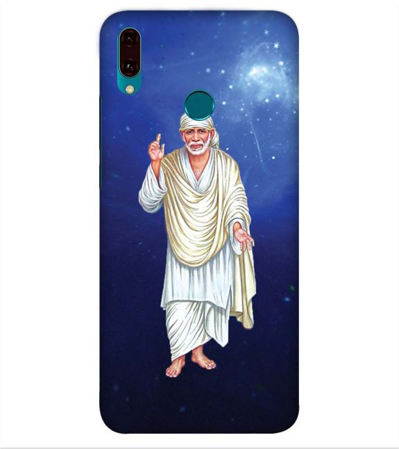 Jai Sai Back Cover for Huawei Y9 (2019)