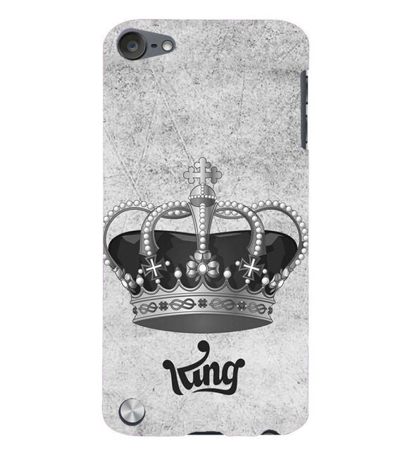 King Back Cover for Apple iPod Touch 5