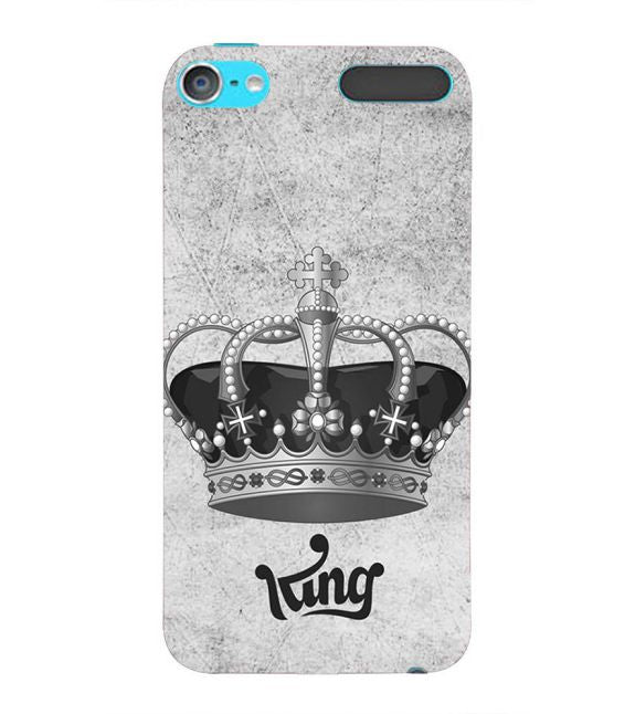 King Back Cover for Apple iPod Touch 6