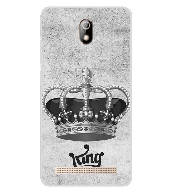 King Back Cover for Comio C1 Pro
