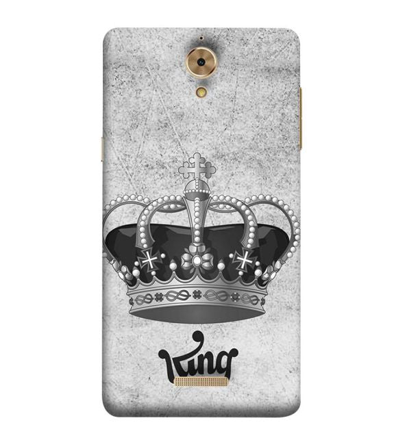 King Back Cover for Coolpad Mega 2.5D