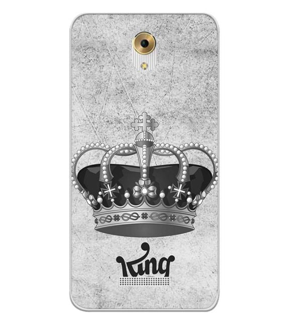 King Back Cover for Coolpad Mega 5M