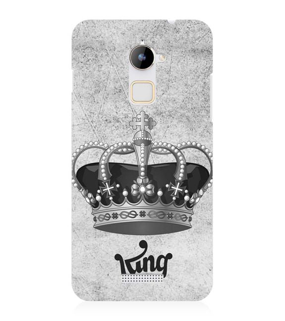 King Back Cover for Coolpad Note 3 Lite